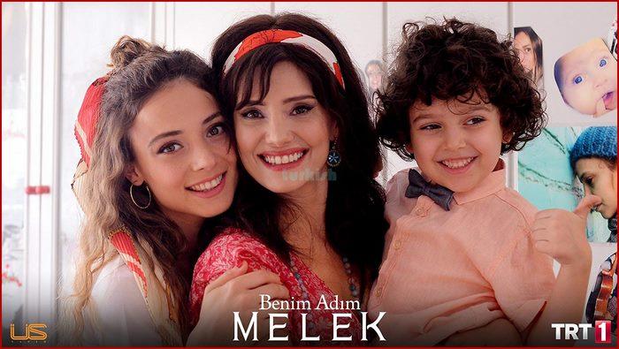 مسلسل اسمي ملك My Name Melek
