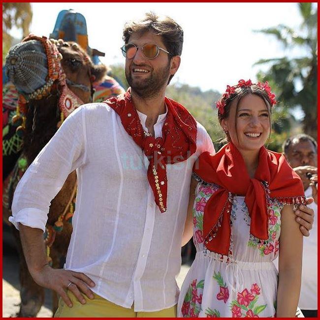 جيزام كراجا وزوجها 3