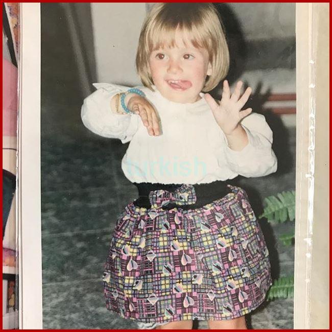 صور من طفولة جيزام كراجا 4
