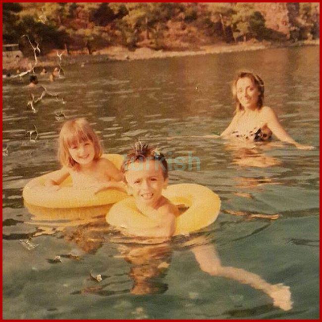 صور من طفولة جيزام كراجا 6