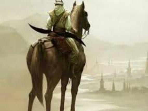 تجسد مهارة القائد صلاح الدين