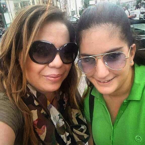 الاعلامية بارتيسيا هاشم متألقه في كتابة مسلسلها الجديد