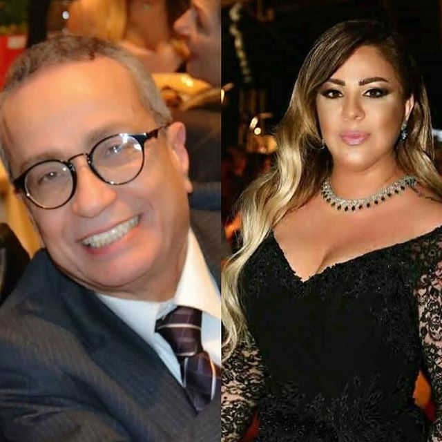 مشاركة مروان حداد مع الاعلامية بارتيسيا هاشم