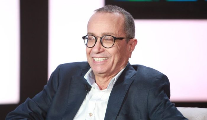 منتج مسلسل سنة عاشرة حب مروان حداد