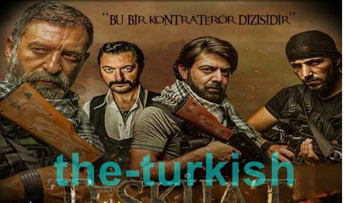 مسلسل الاستخبارات التركي