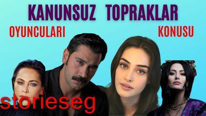 المسلسل التركى اراضي بلا قوانين